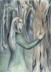 Thranduil in Mirkwood by AnotherStranger-Me