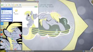 Derpy Windows Xp theme by Matniky