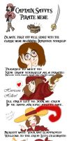 Pirate Meme from Captain Savvy by Fancy-Indigo