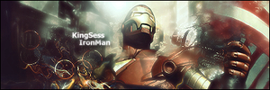 Ironman signature by kingsess