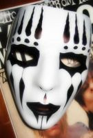 Slipknot Joey Jordison Mask by Sammo6661Deth