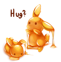 Honey Bunnies by Joltik92