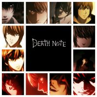 Light Deathnote by PufferfishCat