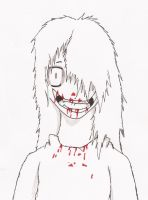 jeff the killer by ingart15