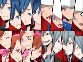 Devil Survivor Wallpaper 1 by Shadowfox247117