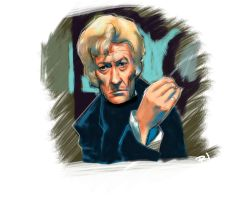 The 3rd Doctor by RJN16