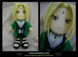 Tsunade Plush by renealexa-plushie