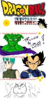 Dragon Ball Z Meme by MyDangalang