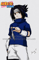 Sasuke practice by Rolly-Chan