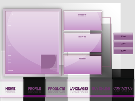 Web Layout 6 by manolyaa