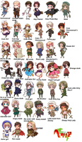 What my Mother thinks about Hetalia characters ._. by PrincessCelestia908