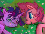 Silly filly by spectralunicorn