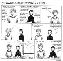 Discworld Dictionary Y by kian