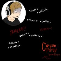 Pewdiepie - Corpse Party, thunk shfffff by MARIANoiz