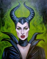 Maleficent by Lilith413