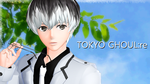 Tokyo Ghoul:re Haise Sasaki Model DL by hzeo