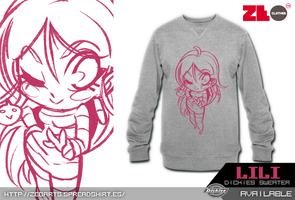 Dickies Sweater LILI by zeoarts