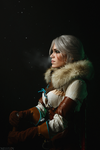 The Witcher - Ciri by MilliganVick