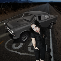 Route 66 - F by Walking-Tall