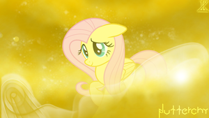 Wallpaper Fluttershy by InfernuZ