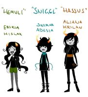 Real life goes Homestuck by Ziiri
