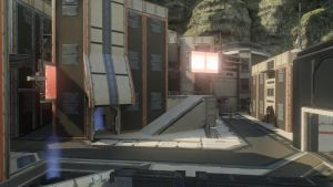 Curb Stomp - Halo 4 Forge Map by Herschel-Hoffmeyer