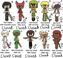 -CLOSED- TMM Write to Adopt Adoptables 8 by TheFuschiaSide