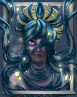Asterodea_Colored by Izzabell