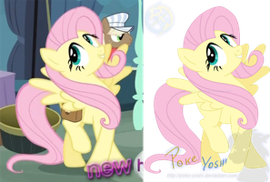Fluttervector 01 by Mike-Dragon