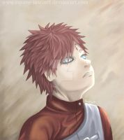 Gaara: Saved From The Darkness by Equine-Instinct