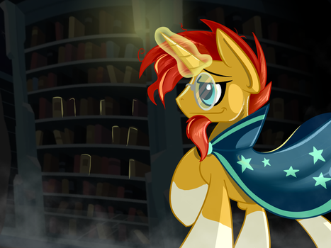 Sunburst by TehShockwave