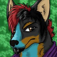 ::Intense Stare:: by ScratchingSouls
