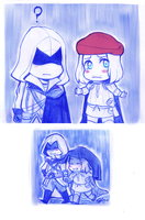 AC: Caught in the rain by SuppieChan