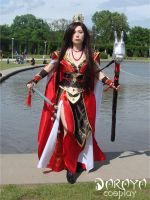 wizard cosplay from Diablo 3 by Daraya-crafts