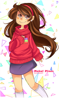 Mabel Pines by BaniRabbit