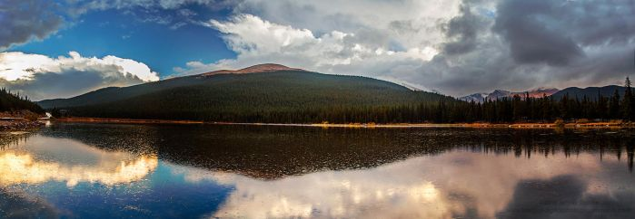 Echo Lake Colorado - A Quiet Day In The Mountains by JeffreyDobbs