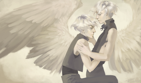 Angels by Pandato