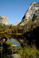 East Yosemite Valley by kayaksailor