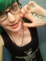 Fansign for Tage by milovedeathnote