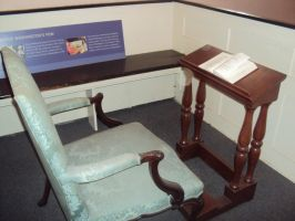 George's Chair by xlaxmotax