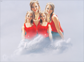 Leighton Meester Collage by Marssie