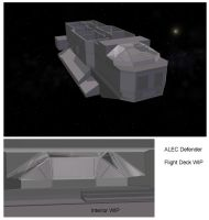 ALEC-Defender--Flight-Deck- WIP by mdbruffy