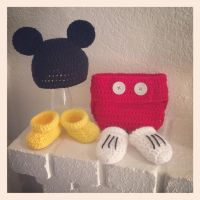 Crochet For baby by oxygun