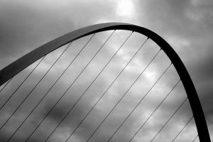 Millenium bridge detail 1 by tmr5555