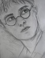 Harry Potter by BalthierFlare
