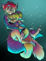 In My Arms by sapphireweasel25