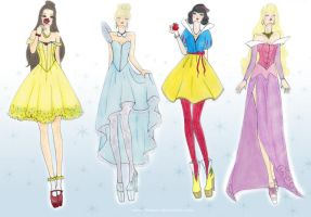 Disney Collection by fatpear