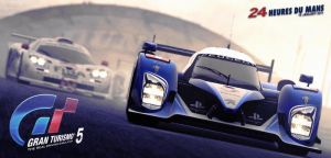Le Mans 24 - Tomorrow Race by Ferino-Design