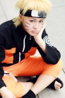 Naruto_iComic cosplay con by Lilia92x