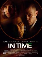 In Time Fan Movie Poster by amidsummernights